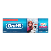 Зубна паста дитяча Oral-B Kids Frozen, 75 мл
