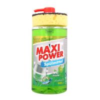 Засіб Maxi Powrer для миття посуду Лайм 1000мл х6