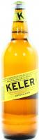 Пиво Keler lager 1л