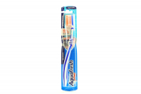 Зубна щітка Aquafresh Interdental medium + футляр x12