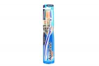 Зубна щітка Aquafresh Interdental medium + футляр x12