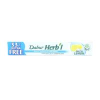 Зубна паста Dabur Herb`l Salt&Lemon 100г