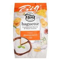 Сухарики Flint Baguette смак французький сир 150г х12