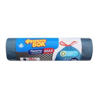 Пакети для сміття Фрекен Бок надміцні з затяжками 70л 10шт.