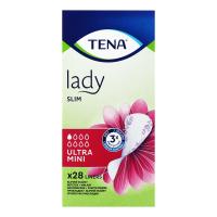 Урологічні прокладки жіночі Tena Lady Slim Ultra Mini, 28 шт.