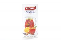 Напій Picnic Sangria Rosso винний червоний 1л B&B х6