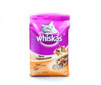 Корм Whiskas для котів з курятиною 2кг х6