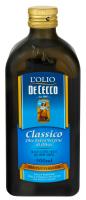 Олія De Cecco оливкова Extra Virgin Classico 500 мл х4