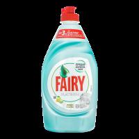 Засіб для миття посуду Fairy Platinum лимон-лайм 430мл х21