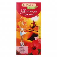 Чай Lovare квітковий Трояндова пустеля 20пак.*1,8г