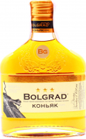 Коньяк Bolgrad 3* 40% 0,25л х6