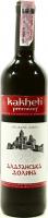 Вино Kakheti premium Алазанська долина н/солод.черв.0,75л х6