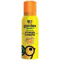 Аерозоль Gardex Baby від кліщів і комарів 100мл