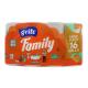 Туалетний папір Grite Family, 16 шт.
