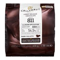 Шоколад Callebaut темний 54,5% 400г х7
