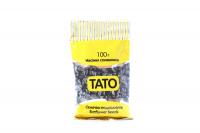 Насіння ТАТО соняшника смажене покрите сіллю 100г х40