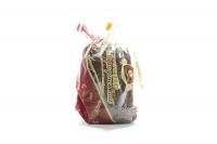 Хліб Цархліб Бородинський 400г нарізаний скибками в упаковці