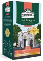 Чай Ahmad Лондон листовий 100г