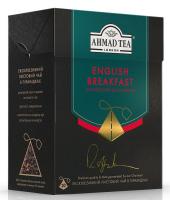Чай Ahmad London English Breakfast чорний 2*20пак.