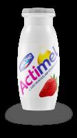 Продукт Danon Актімель кисломолочний Полуниця 1,5% 100г