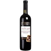 Вино Mimino Alazani Valley червоне напівсолодке 0,75л
