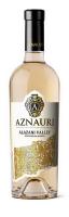 Вино Aznauri Алазанська долина біле напівсолодке 9-13% 0,75 л
