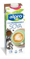 Напій соєвий Alpro Орігінальний т/б 1л Бельгія х12