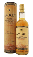 Віскі Amrut Indian односолодовий 46% 0,7л (тубус) х2