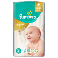 Підгузники Pampers Premium Care Midi 4-9 кг 60шт
