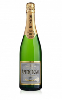 Вино ігристе Артемівське біле сухе 0.75л х6