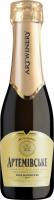 Вино ігристе Артемівське біле напівсухе 10-13,5% 0,2л х6