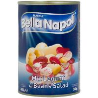 Асорті Bella Napoli 4 видів бобових ж/б 400г
