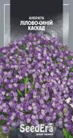 Насіння Seedera Квіти Аубрієта Лілово-синій каскад багаторічна 0