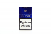 Сигарети Bond Street Blue №6