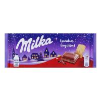 Шоколад Milka мол. какао печев. з додав. імбир кориці 100г х22