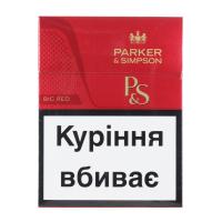 Сигарети Parker&Simpson Big Red 23шт.