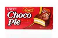 Печиво Lotte Choco pie 168г х6