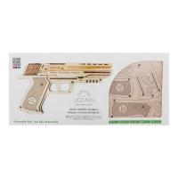 "Модель Ugears механічна ""Пістолет Вольф-01"" арт.70047"
