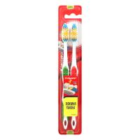 Зубна щітка Colgate Класика Економна упаковка 2шт х6