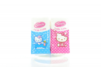 Хустинки паперові кишенькові Smile Hello Kitty, 10 шт.