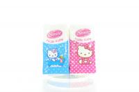 Хусточки паперові Smile Hello Kitty 10шт