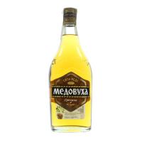 Настоянка Медовуха сила меду гречана 40% 0,5л х6