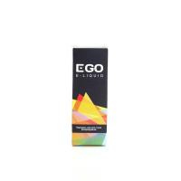 Рідина Ego E-liquid для ел/випаровувачів яблуко 10мл