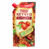Кетчуп Щедро Лагідний 300г