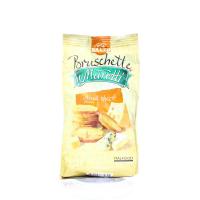 Брускети хлібні Maretti Суміш сирів 70г х12