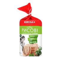 Хлібці Жменька рисові з італійськими травами 110г х6