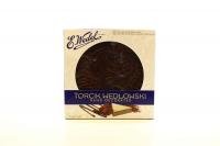Торт E.Wedel вафельно-арахісовий в шоколаді 250г х24