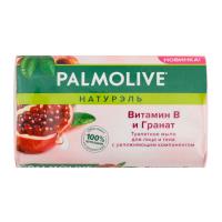 Мило Palmolive натурэль Вітамін В і гранат 150гр х6