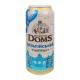 Пиво Львівське Robert Doms Бельгійський світле нефільтроване пастеризоване 4,3% ж/б 0,5л