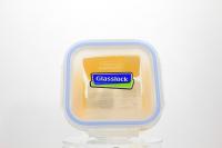 Емність Glasslock скляна квадратна 500мл арт.MCST-050
